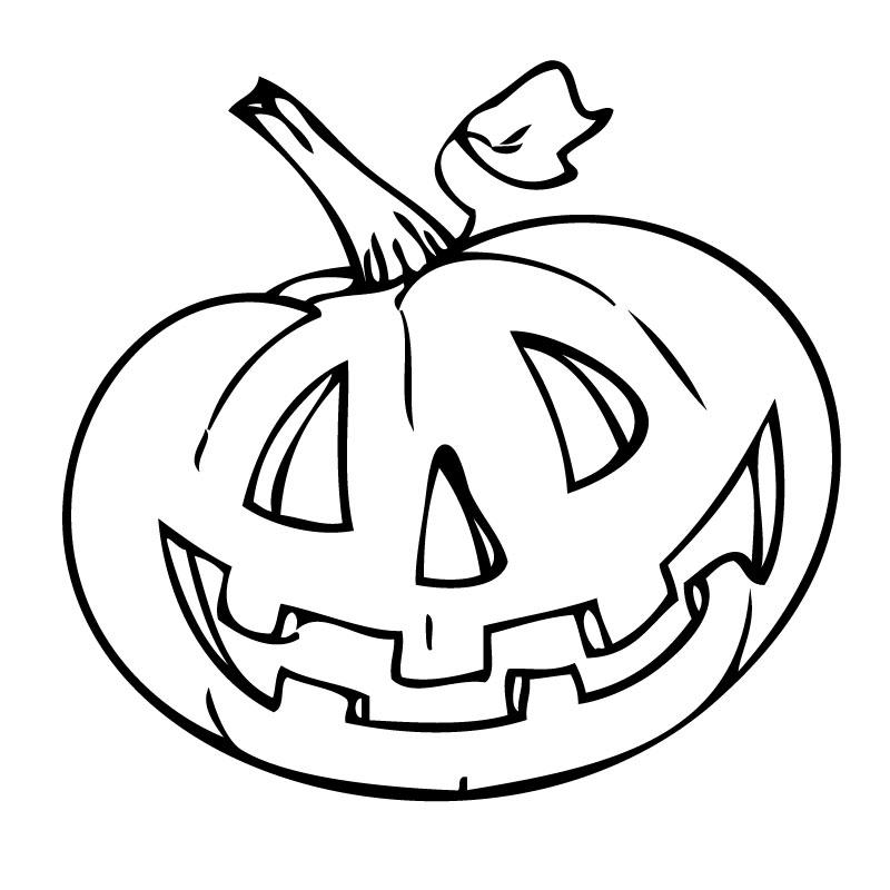 Dibujos de calabazas dibujos - Calabazas de halloween de miedo ...